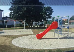 Otroška igrala za javne površine