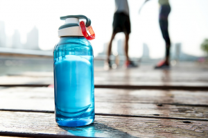 vadba na prostem voda