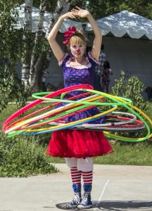 igra hula hop