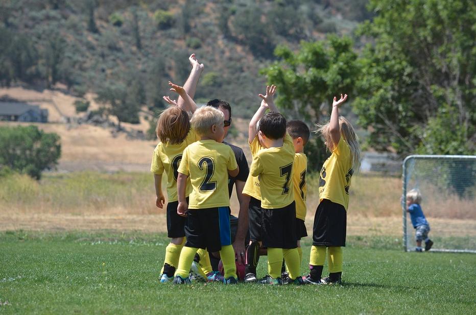 kako motivirati otroka za šport