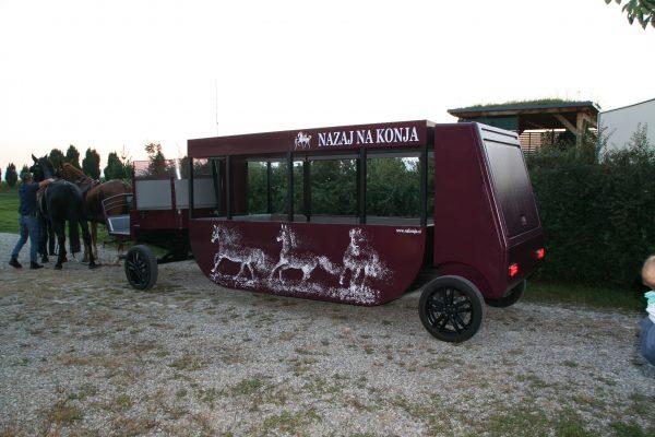 moderna kočija