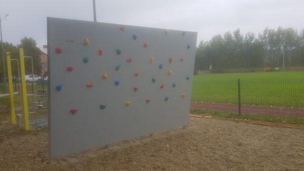 Plezalna stena in fitnes